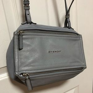 Givenchy Mini Pandora - light blue